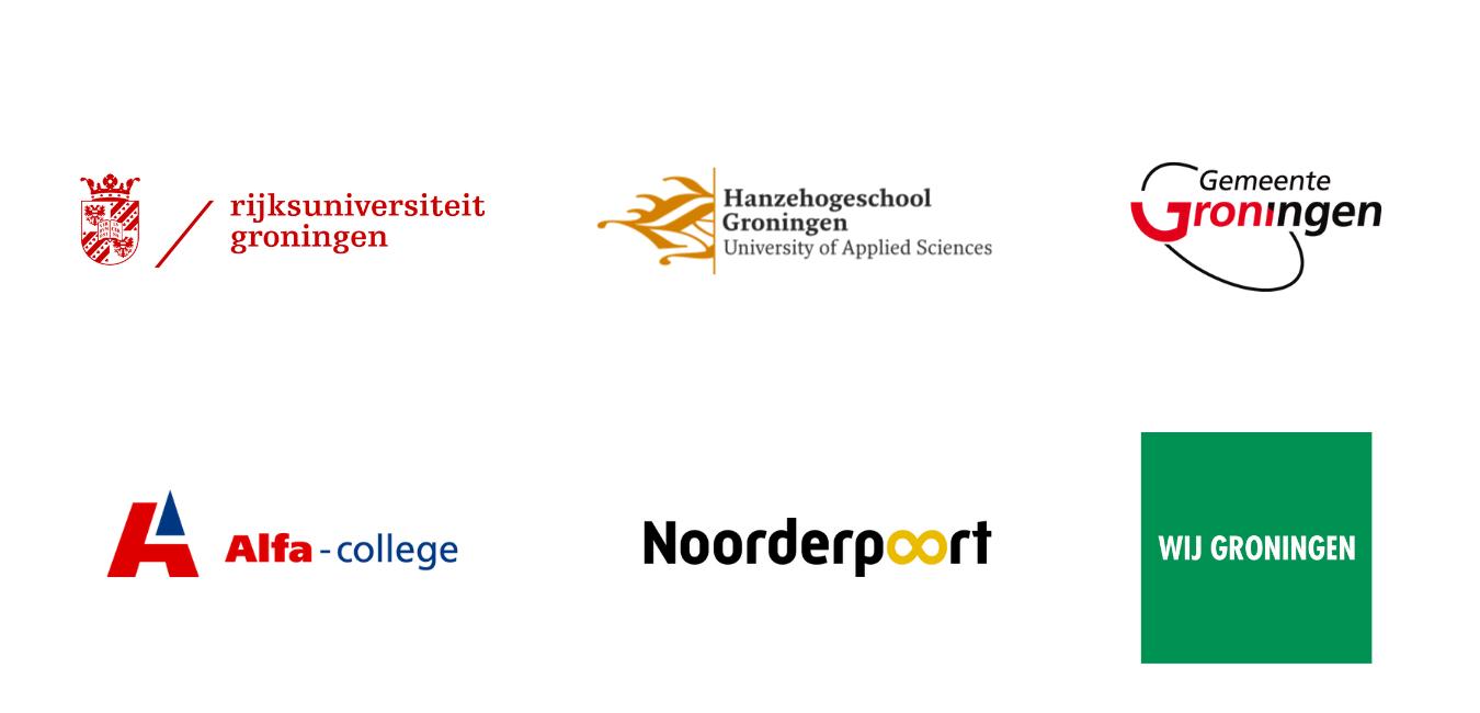Samenwerkingspartners WIJS Groningen